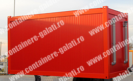 container dormitor second hand Bistrita